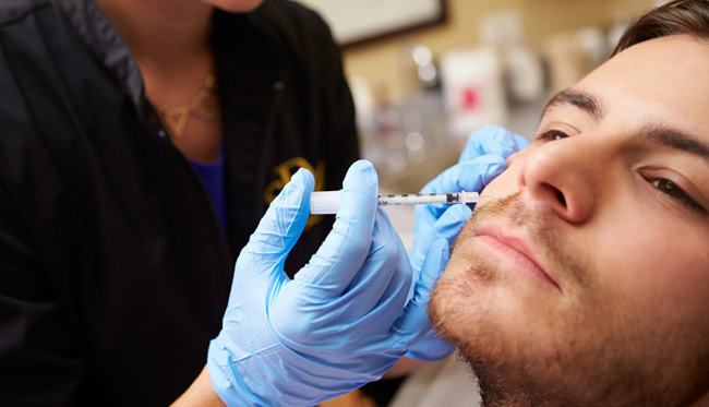 Beauty & Skin - Botox Treatment for Men